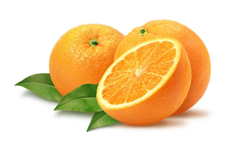 Orange vitamin C